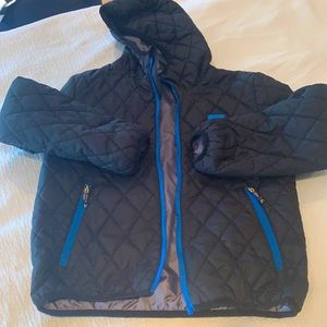 BOYS RIPZONE QUILTED JACKET